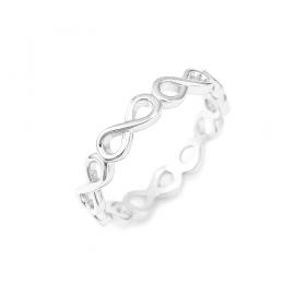 AMen anello donna INFINITO