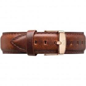dw cinturino pelle 36mm  rosè