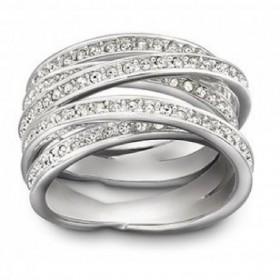Swarovski anello spiral...