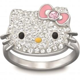 swarovski anello hello...