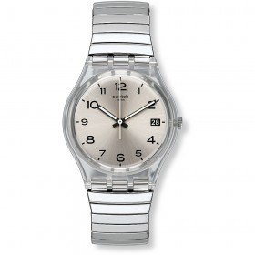 Swatch Orologio Silverall...